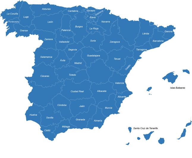 Grupo BC en España
